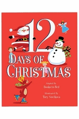 Books To Bed 12 Days of Christmas Book