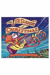 12 Sleighs Of Christmas Book