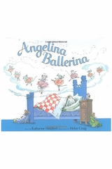 Books To Bed Angelina Ballerina Book