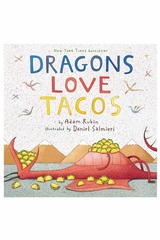 Dragon Loves Tacos Book