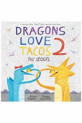 Books To Bed Dragons Love Tacos 2 The Sequel Book
