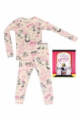 Books to Bed Eloise 2-Piece Pajama Set