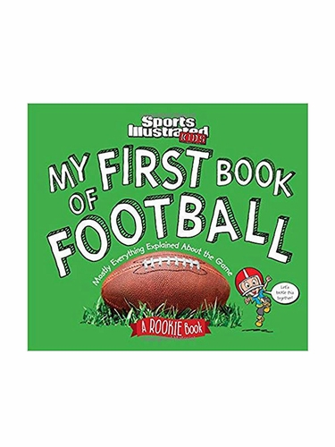 Books To Bed Football Book