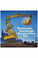 Books To Bed Goodnight Construction Site Book