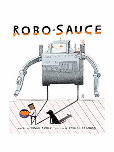 Gray Robosauce Book