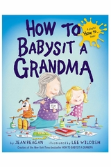 Books To Bed How To Babysit A Grandma Book
