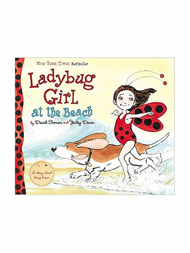 Books To Bed Ladybug Girl At The Beach Book