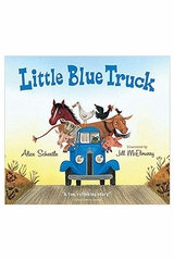 Books To Bed Little Blue Truck Book