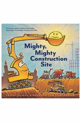 Books To Bed Mighty Mighty Construction Site Book