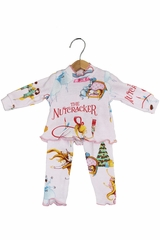 "Books To Bed Nutcracker 18"" Doll Matching Pajamas"