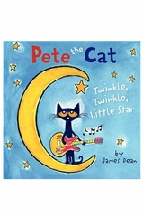 Books To Bed Pete The Cat Book