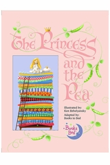 Princess & The Pea Book