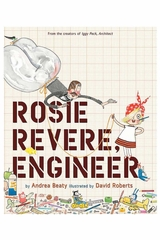 Books To Bed Rosie Revere Engineer Book