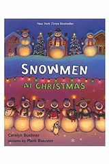 Books To Bed Snowmen At Christmas Book