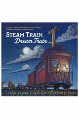 Books To Bed Steam Train Dream Train Book
