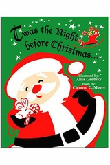 Books To Bed T� Was The Night Before Christmas Book