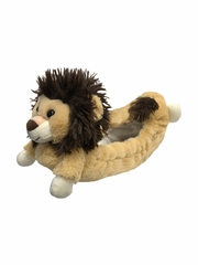 Chloe Noel Dark Brown Lion Animal Soaker Soft Blade Cover