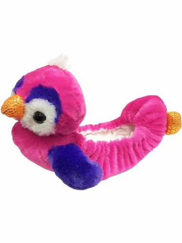 Chloe Noel Hot Pink Owl Animal Soaker Soft Blade Cover