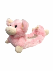 Chloe Noel Light Pink Pig Animal Soaker Soft Blade Cover