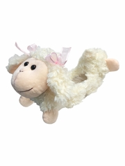 Chloe Noel Milk Pink Sheep Animal Soaker Soft Blade Cover