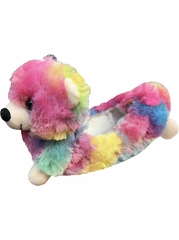 Chloe Noel Multicolor Bear Animal Soaker Soft Blade Cover