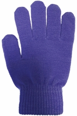 ChloeNoel GV22 Purple Solid Skate Glove