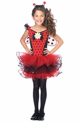 Cutie Bug Girls Costume by Leg Avenue