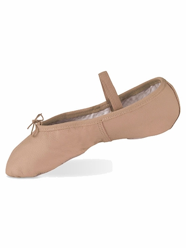 Danshuz Pink Leather Split Sole Shoes