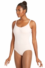 Danskin 1775 Theatrical Pink NYCB Camisole Leotard