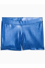 Danskin Royal Blue Gymnastics Basics Short