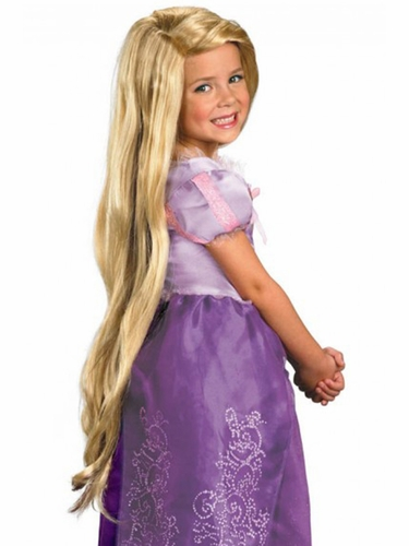 Disguise 13745 ''Tangled'' Rapunzel Wig