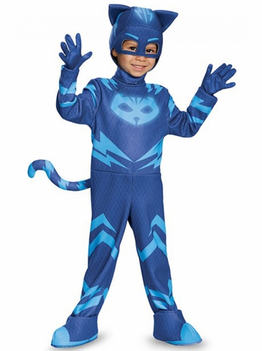 Disguise 17159 PJ Masks Catboy Deluxe Toddler