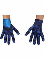 Disguise 19768 Blue Ranger Movie Child Gloves