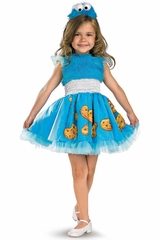 Disguise 24889 Frilly Cookie Monster Costumes