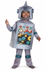 Disguise 39460 Retro Robot Costume