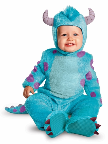 Disguise 58761 Disney Monster Inc Sully Classic Infant Costume