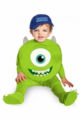 Disguise 58763 Mike Classic Infant Costume