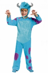 Disguise 58765 Sully Toddler Classic Costume