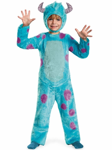 Disguise 58771 Sully Toddler Deluxe Costume