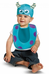 Disguise 58889I Sulley Bib & Hat