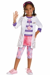 Disguise 59084 Doc McStuffins Classic Girls Costume