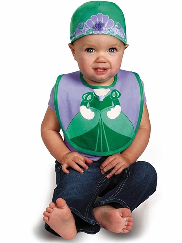 Disguise 66298I Ariel Bib & Hat