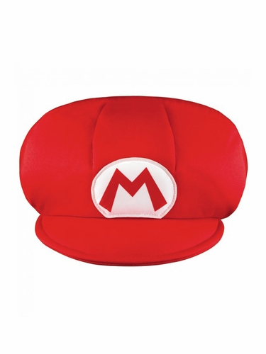 Disguise 73774 Mario Adult Hat