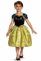 Disguise 76903 Anna Coronation Gown Classic