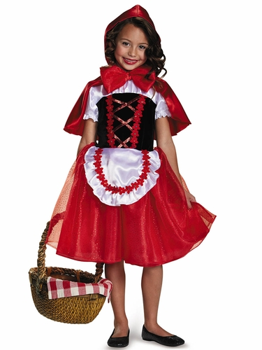 Disguise 84091 Little Red Riding Hood