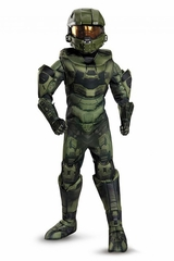 Disguise 89980 Halo Master Chief Prestige