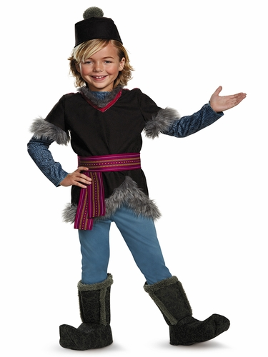 Disguise 98541 Kristoff Deluxe Child