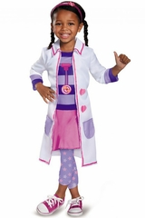 Disguise 98571 Doc McStuffins Doc Toy Hospital Classic
