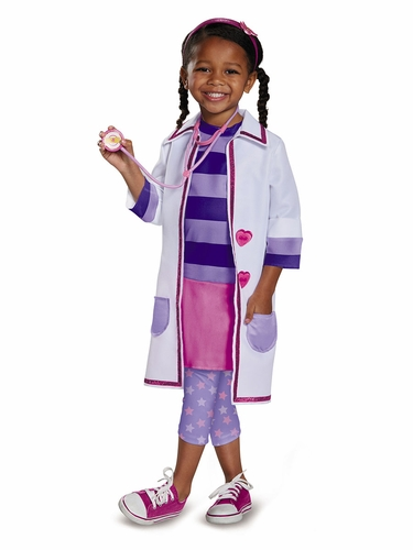 Disguise 98574 Doc McStuffins Doc Toy Hospital Deluxe