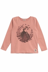 Disney Frozen II Anna Leaves T-Shirt